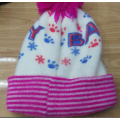 Atacado Knit Cap Embroidery Baby Hat