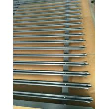 3mm Thick Security Palisade Fencing