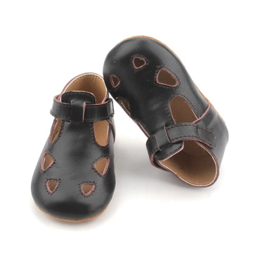 Leren sandalen T Bar Mary Jane babyschoenen