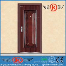 JK-S9005 дешевый безопасный / безопасный стальной дизайн внутренней двери