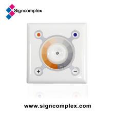 Controlador de luz cuadrado Touchable