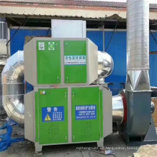 Equipo de tratamiento de residuos químicos uv photolysis oxidación purificador de aire
