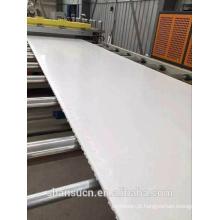 Placa imprimível da espuma do PVC branco para o sinal, placa da espuma da crosta do PVC (placa do celuka do PVC)