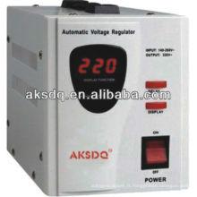 Stabilisateur de tension automatique numérique 1000va