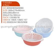plastic sieve,plastic strainer/colander