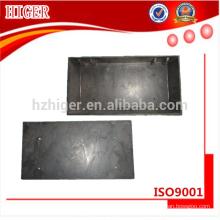 caixa retangular de alumínio / caixa de fundição de alumínio