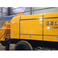 La construcción de alta calidad utiliza la bomba de hormigón estacionaria