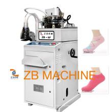 automatische Sockenstrickmaschine