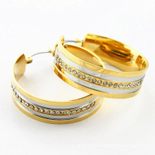 Alibaba site diamante brinco jóias