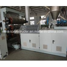 High Quality PVC Plastic Foam Sheet Extrusion Machine Line