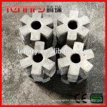 China Antioxidant Aluminum Degassing Graphite Impeller Manufacturers