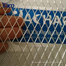 Anping Hengshui 0.3mm-3mm espessura diamante Expanded Metal Mesh