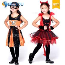 Costumes de fête Robe de fantaisie Lingerie sexy Costume d'Halloween pour enfants