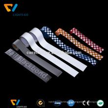 ПВХ светоотражающие ленты/светоотражающий лента ПВХ/ПВХ отражающий лист