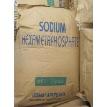 SHMP 68% Hexametaphosphate Min / Sodium 68% avec Norme de Qualité (GB1890-1989, FCC-IV)