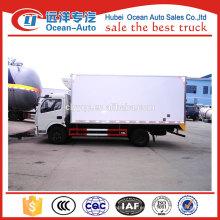 DFAC 4x2 3ton furgón refrigerado y camión en dubai