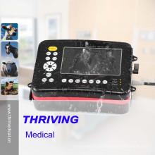 Scanner à ultrasons vétérinaire portable imperméable à l'eau