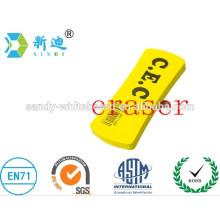 Make an eraser white an eraser for children