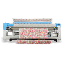 Computerized Multi Needle Quilting and Embroidery Machine