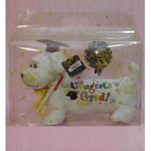 Пользовательские день рождения Рождественской вечеринки подарок складывая коробка упаковки (пластиковая коробка)