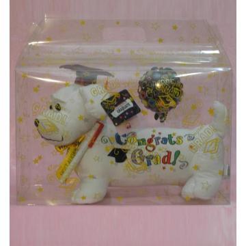 Custom Birthday Christmas Party gift folding packing box (plastic box)