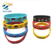 Cheap Kids silicone bracelet Wholesale