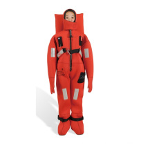 Immersion suit for children marine Insulated clothing Thermal clothes