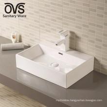 china manufacturer white porcelain wash basins