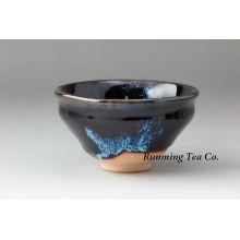 material de cerámica caliente de la venta y cuenco de cerámica del tipo del matcha de cerámica de la porcelana