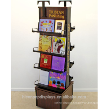 Make Your Own Brand Logo To Create Attractive Shopping Experience Custom Retail Store Cd Dvd Display Stands