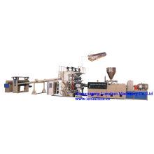 Línea de producción de placa plástico de CE/SGS/ISO9001 (hoja) (SJSZ)