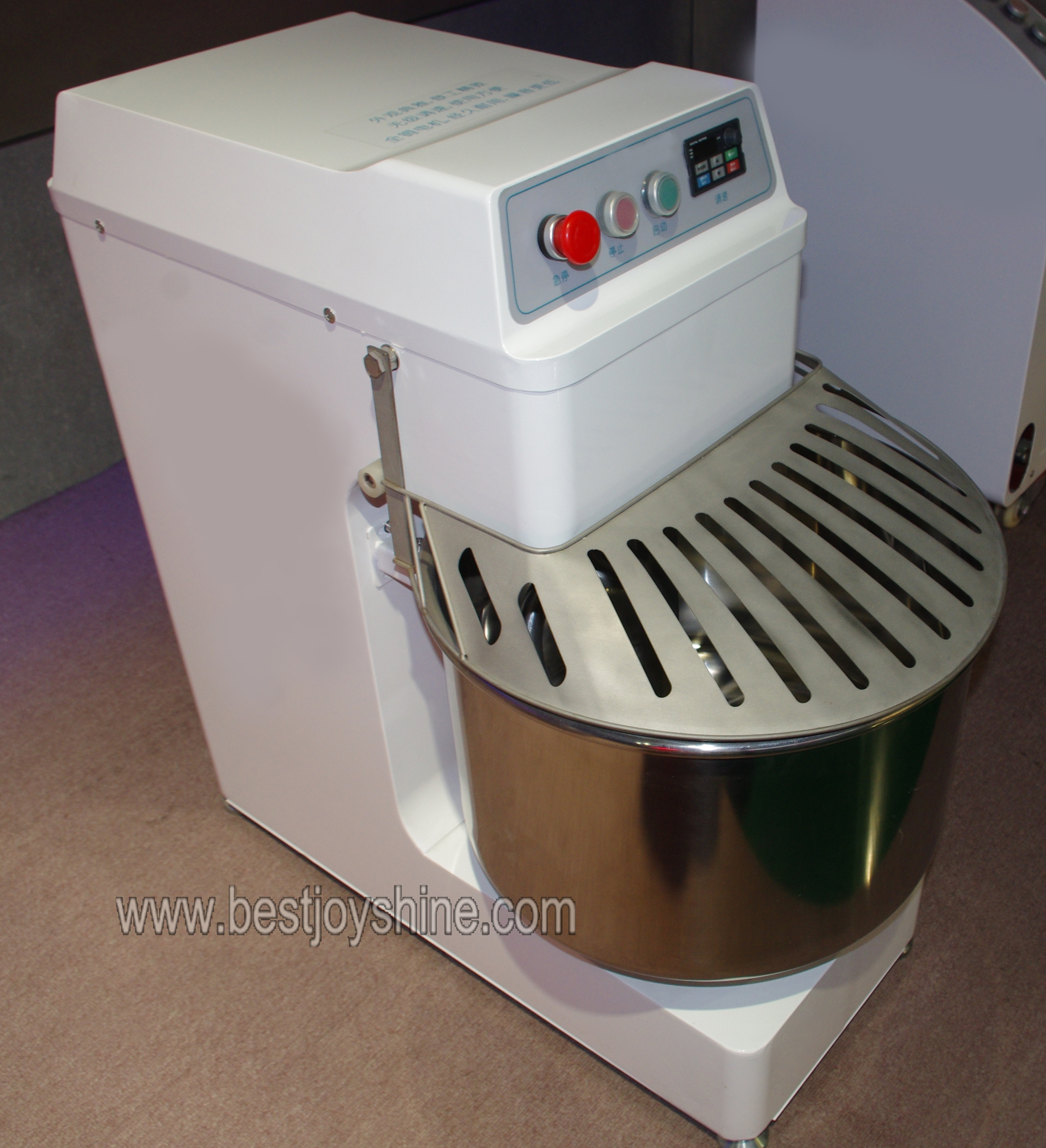multi-functional flour mixing machine