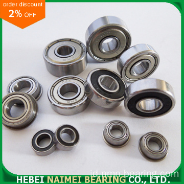 Ukuran Inch Mini Ball Bearing