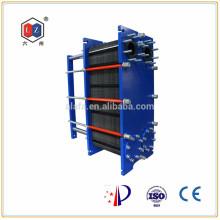 China Plattenwärmetauscher Wasser-zu-Öl-Kühler Hersteller (S22)