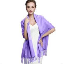 Mode féminine Longs cachemire Pashmina écharpe enveloppe (66061)