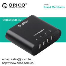 Carregador de parede USB ORICO de 4 portas 5V 2A 5V1A