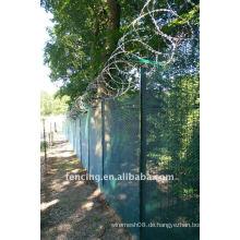 358 geschweißter verstärkter Zaun / Platte
