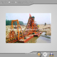 High Quality Bucket Dredger Machine with Customized