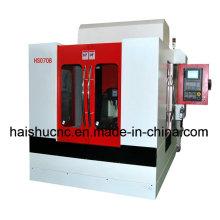 Máquina de gravação e fresagem CNC de metal HS0708