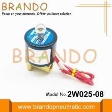 1/4 '' 24V DC Wasserventil 2W025-08