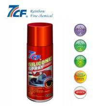 lubrificante de silicone spray