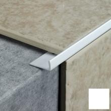 L Shape 10mm Straight Edge Tile Trim