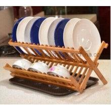 Porte-vaisselle en bambou (SE604)