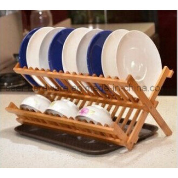 Bamboo Kitchen Dish Racks (SE604)