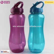 Hot Saleing Sport Portable Plastic Ice Stick Water Bottle BPA Free With Ice Cube Container