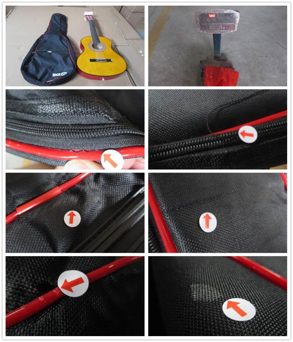 Third Party Inspection For Guitar Backpack