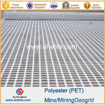 Mina de Petróleo de Poliéster Geogrelha de Mineração