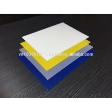 Made as order hollow polypropylene sheet PP sheet