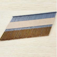 30/34 Degree clipped head paper strip framing nails