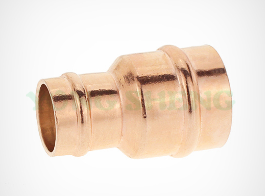 Copper Soldering Reducer Coupling